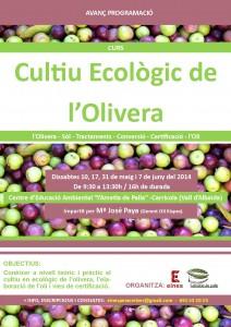 curs cultiu ecològic olivera maig 2014